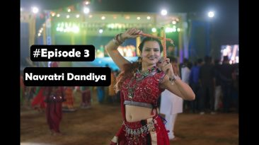 Navratri Dandiya Dance in Gujarat