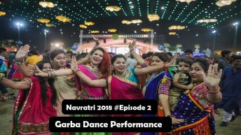 Sabarmati Ashram Visit-Garba Night